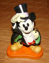 Magician Mickey (WDCC, 1997 Membership Sculpture) On with the Show, Mick... - $38.12