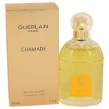 Guerlain Chamade 3.3 Oz Eau De Toilette Spray image 1