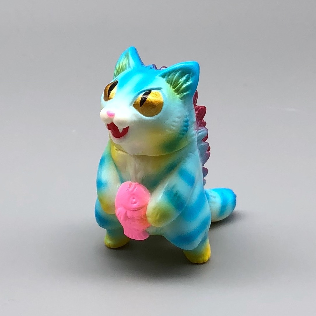 Max Toy SDCC Exclusive Micro Negora