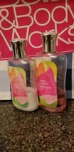 Bath & Body Works SWEET PEA  Shower Gel & Lotion - $6.44