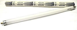 NEW PHILIPS F8T5/CW FLUORESCENT TUBULAR LAMP 8 WATTS - $8.99