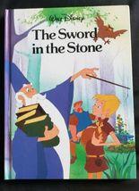 Walt Disney The Sword In The Stone 1987 Book - $14.55