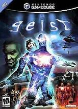 Geist, GameCube (Nintendo, 2005) 100% Complete CIB - $23.27