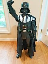 "Star Wars Lucasfilm Ltd Jakks Pacific Darth Vader 32"" Action Figure 2013 - $24.70"