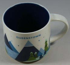 Starbucks New Zealand Queenstown You Are Here Collection Coffee Tea Mug ... - $52.14