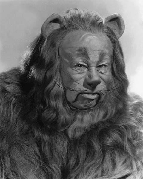 Primary image for Bert Lahr - The Wizard Of Oz - Cowardly Lion - Movie Still Poster