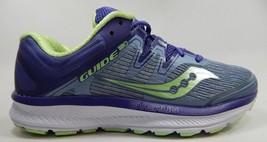 Saucony Guide ISO Size 7 M (B) EU 38 Women's Running Shoes Purple Gray S10415-1