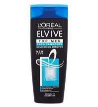 L'Oreal Elvive Anti Dandruff Nourishing Shampoo 250ml - $9.35