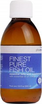 Pharmax - Finest Pure Fish Oil - EFA Supplement with Essential Oil of Or... - $92.77