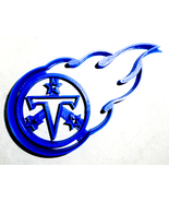 Tennessee Titans NFL Football Sports Logo Cookie Cutter 3D Printed USA PR971 - $2.99