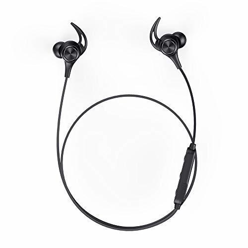 Bluetooth Headphones, Boltune 5.0 Wireless Headphones No Delay In Playback, 16 H