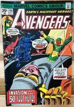 AVENGERS #140 (1975) Marvel Comics VG+ - $9.89