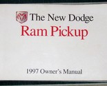 1997 dodge ram pickup owner s manual  1 thumb155 crop
