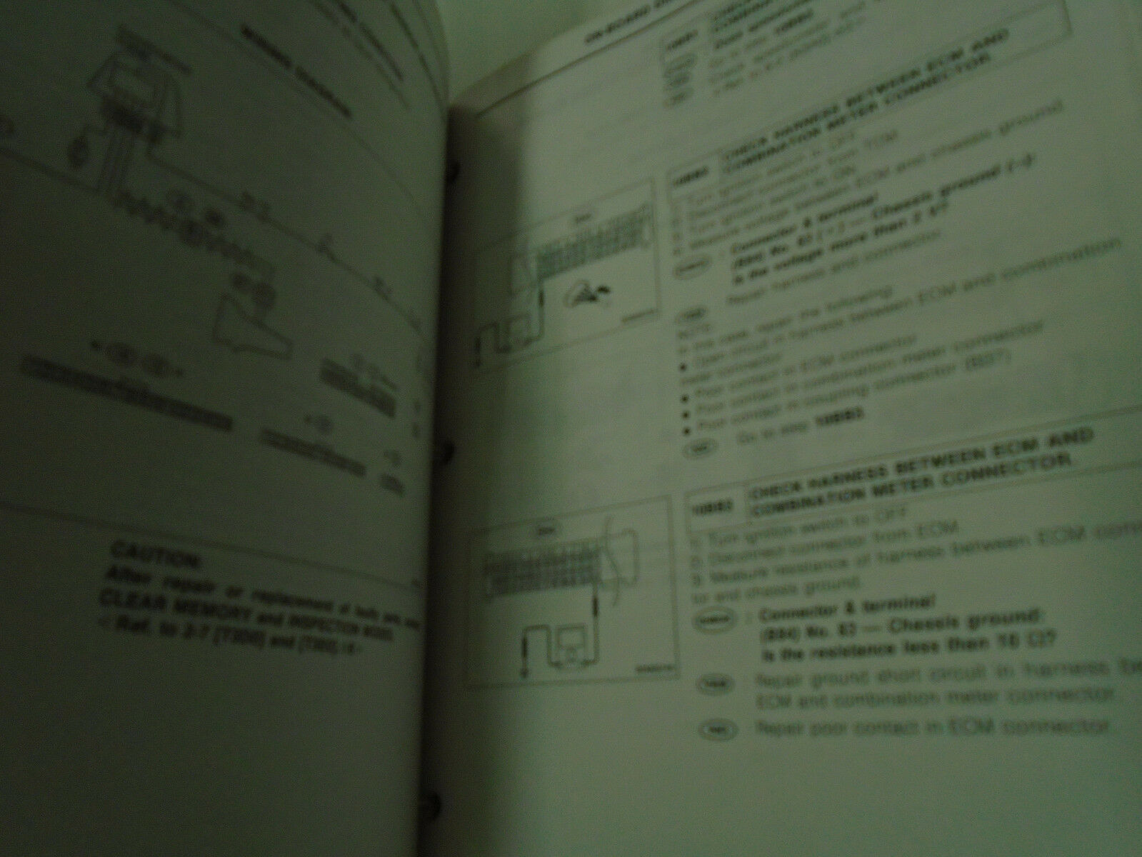 1997 Subaru Legacy Service Manual Repair Shop Set Factory FEO BOOKS Used ***