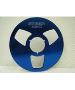 """Studer A810 NAB 10.5"""" Anodized Aluminum take up Reel for 1/4"""" tape USA M... - $65.29"""