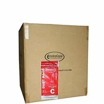 1/2 Case (25 pkgs) Dirt Devil Royal Type C Upright Vacuum Cleaner Bags 7... - $56.11