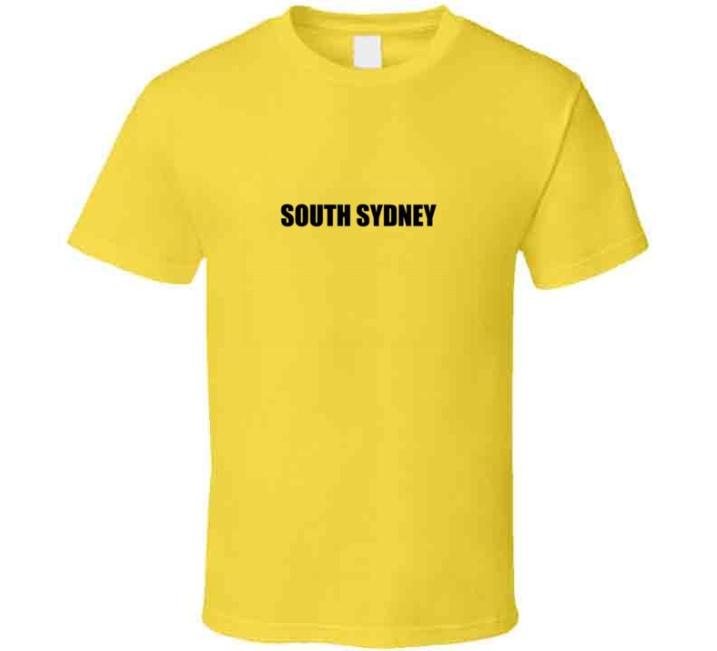 Russell Crowe South Sydney for Light Shirts T Shirt
