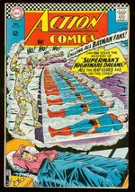 ACTION COMICS #344 1966- SUPERMAN-DC COMICS FN - $44.14