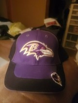 Baltimore Ravens NFL Team Apparel Baseball Hat. New without tags - $11.87