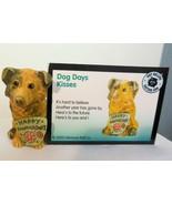 Harmony Ball Pot Bellys Dog Days Kisses Happy Anniversary Treasure Box 2002 - $16.00