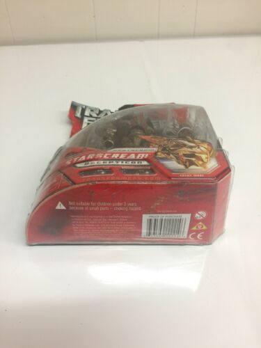 Transformers 2007 Movie Preview starscream Decepticon New In Package age 5+ image 6