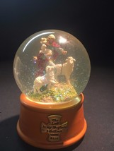 San Francisco Music Box Company Lord is my Shepherd Water Ball / Snow Gl... - $18.49