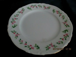 Crown Bavaria Juliette salad plate-GERMANY (3 AVAILBLE - $15.99