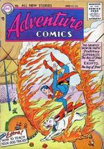 DC Adventure Comics #220 Coverless Smallville Superboy Aquaman Green Arrow - $39.95