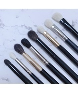 R&M 8pc EYE MAKEUP BRUSHES SET  - £28.19 GBP