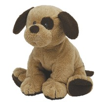 """Pyoopeo Ty Pluffies 10"""" 25cm Barkers the Dog Plush Medium Soft Stuffed A... - $22.80"""