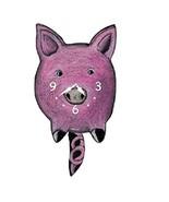 Pig Pendulum Wall Clock - $56.42