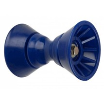 "C.E. Smith 4"" Bow Bell Roller Assembly - Blue TPR - $45.22"
