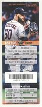 LOS ANGELES @ HOUSTON 9/25/16 Dallas Keuchel Ticket! Astros 4 Angels 1 - $4.94