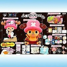 ONE PIECE Most lottery A prize Chopper Big stuffed Piece 10th Anniversary - $47.20