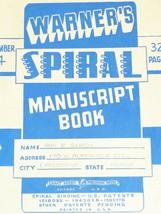 Vintage Original Handwritten Sheet Music Book Handwritten - $24.88