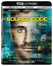 Source Code  [4K Ultra HD+Blu-ray+Digital]