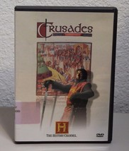 crusades DVD History Channel volume one - $11.87