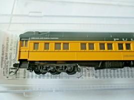 Micro-Trains # 14200430 Chicago & Northwestern 83' Heavyweight Sleeper Car (N) image 2