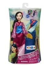 "NEW SEALED Disney Princess Mulan True Reflections 11"" Doll Toys R Us Exc... - $29.69"