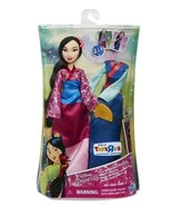 "NEW SEALED Disney Princess Mulan True Reflections 11"" Doll Toys R Us Exc... - $27.79"
