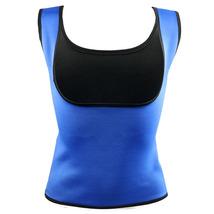 DropShipping Thermo Sweat Hot Neoprene Body Shaper Slimming Waist Trainer Cinche image 3