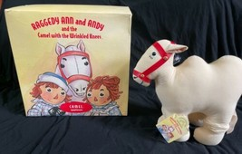IOB Raggedy Ann and Andy Camel with Wrinkled Knees Applause Box B image 1