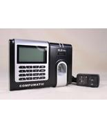 Compumatic XLS Biometric Fingerprint Recognition Employee Payroll Time C... - $173.20
