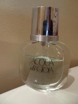 Acqua Di Gioia Giorgi Armani Perfume 3.4 Ounce 75% Full Nice Cl EAN W/ Lid - $23.99