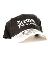 Iceman Chuck Liddell Cage Fighter Flex Fit Cap Hat  New - $9.49