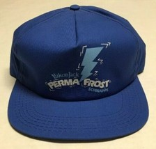 Vtg Yukon Jack Perma Frost Snapps Hat Made In The USA Cap Alcohol Drinki... - $29.69