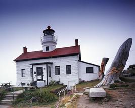 Battery Point Light lighthouse Crescent City California Photo Print - $7.05+