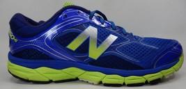 New Balance 860 v6 Size US 14 M (D) EU 49 Men's Running Shoes Blue M860BB6