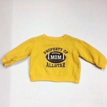 Carters Boys Sweat Shirt Size 9M - $6.79