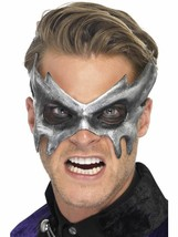 Phantom Masquerade Mask, Halloween Carnival of the Damned Fancy Dress, One Size - $8.51